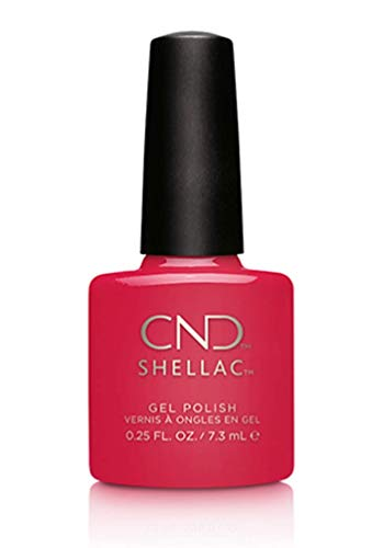CND Shellac Nail Polish, Lobster Roll, 0.11 lb.