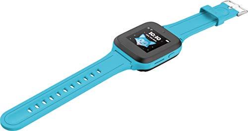 TCL Kinder Smartwatch MT40X MOVETIME, GPS, Kamera und Notruftaste, Blau