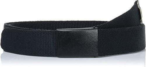 Mil-Tec BW Hosengürtel Textil nach TL schwarz 120 cm