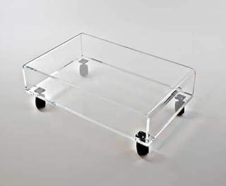 Amazon Fr Table Basse Plexiglas
