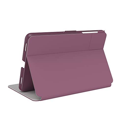 Speck Products BalanceFolio Samsung Galaxy Tab A 8.4 Case and Stand, Plumberry Purple/Crushed Purple/Crepe Pink