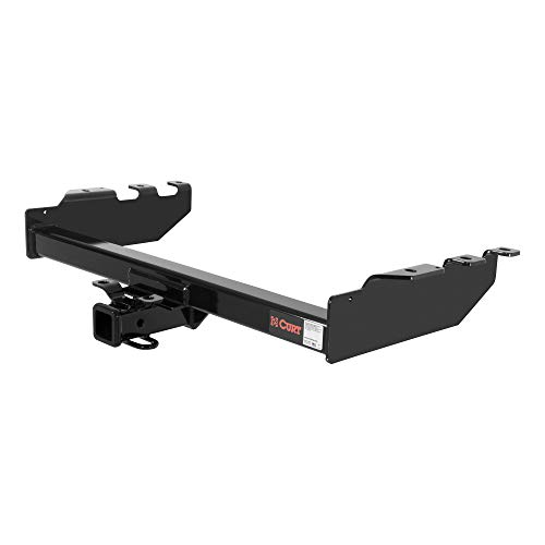 CURT 14332 Class 4 Trailer Hitch, 2-Inch Receiver, Select Chevrolet Silverado, GMC Sierra 1500, 2500