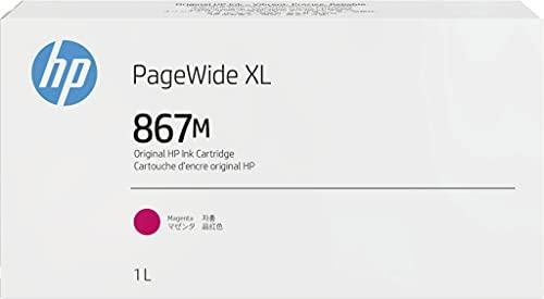 HP 867M 1L Magenta PageWide XL Ink Crtg