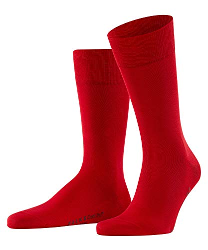 Falke Herren Socken Cool 24/7 M SO- 13230, 1er Pack, Rot (Scarlet 8280), 43-44