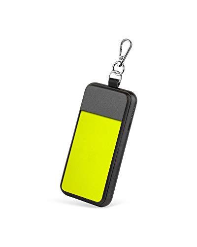 Usbepower WIPOP - Llavero Cargador KEYWI Plus Yellow Neon