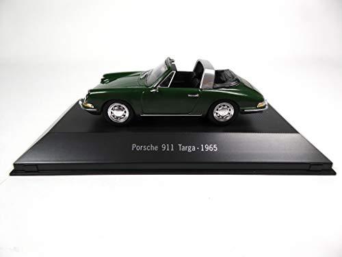 Atlas Porsche 911 Targa 1965 grün1 / 43 - Ref: 4008
