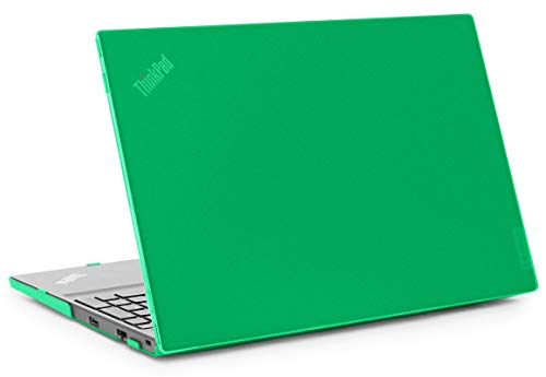 mCover Hard Shell Case for 2020 Lenovo ThinkPad E14 14-inch AMD Gen 2 Laptop Computers ( NOT Fitting Other Lenovo laptops ) - LEN-TP-E14-G2 Green
