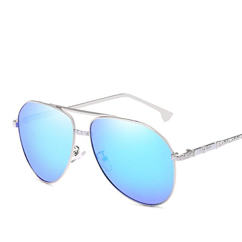 Axiba Metal Wind snijden spiegel been tij man mannelijke polariserende bestuurder rijden Shing Outdoor Sports zonnebril Creatieve geschenken