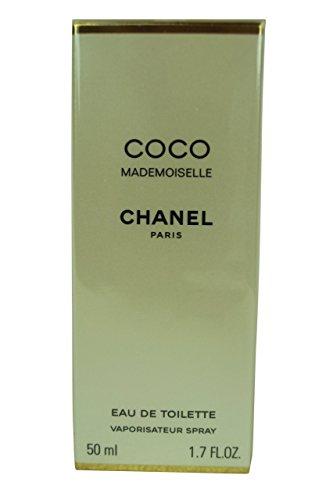 Chanel COCO MADEMOISELLE edt spray 50 ml