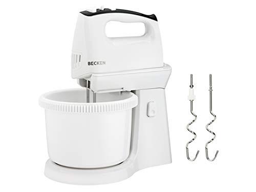 Becken Amasadora, 400 W, 3.2 litros, Plástico, Blanco