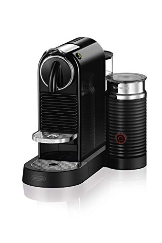 Nespresso CitiZ & Milk Espresso Machine by De