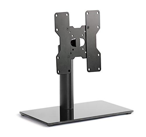 Meliconi Stand 100-200, supporto tv da tavolo nascondi cavi