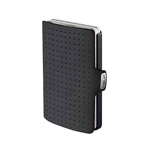I-CLIP ® Geldbörse AdvantageR Schwarz, Gunmetal-Black (In 6 Varianten Erhältlich)