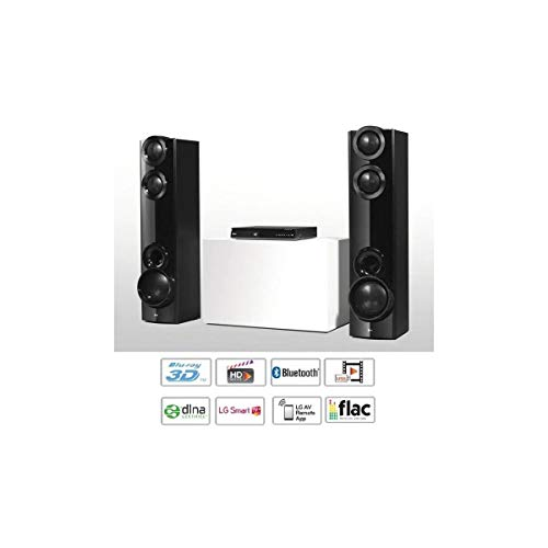 LG LHB675 Home-cinema 4.2 Blu-ray 3D - Smart TV - Full HD 1080p - 1000W