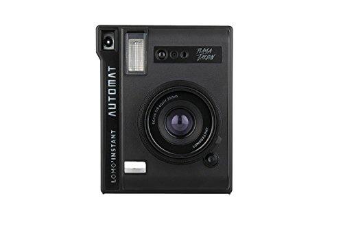 Lomography li150b Lomography - Cámara de Fotos (película instantánea), Color Negro