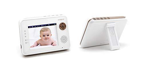 VIGILABEBÉS AVAILAND FOLLOW BABY - Cámara motorizada con seguimiento automático del bebé