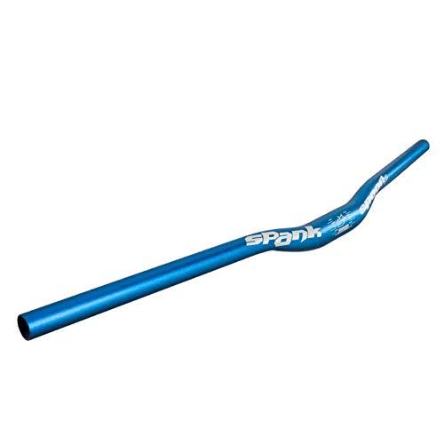 Spank Spoon 785 Handlebar, 31.8 mm Lenker, Blue, 20 mm