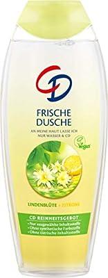 CD Frische Dusche Lindenblüte