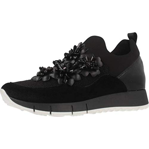 Liu Jo Jeans Liu Jo B68027 Gigi 03 Elastic Sneaker Donna Nera Black, 35 MainApps