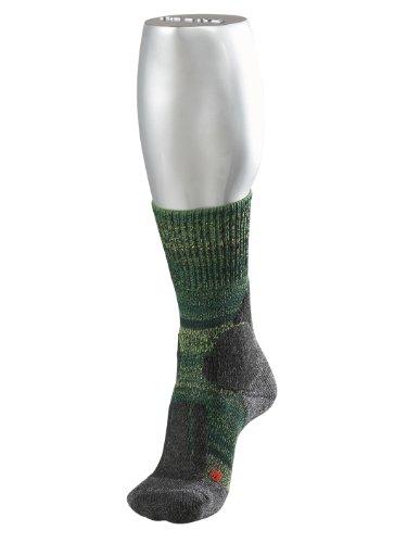 Falke TK1 Fashion Chaussettes de Trekking Men's Vert Vert émeraude 46-48 (EU)