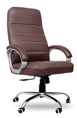 beAAtho Sorrento Ergonomic High Back Revolving Desk Chair……