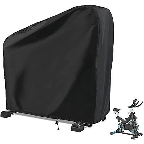 Funda De Tela Oxford para Bicicleta, Protector De Scooter Anti-UV Impermeable A Prueba De Viento, Funda para Bicicleta Estática para Peloton, Keizer, Rogue, Sole, Cycleops, Lemond