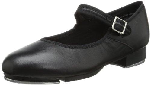 Capezio Women's Mary Jane Tap Shoe - Black, 9 W US