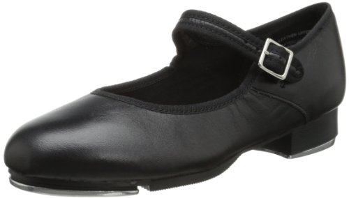 Capezio Women's Mary Jane Tap Shoe - Black, 8 M US