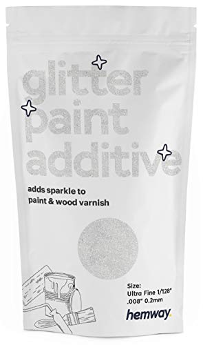 Hemway Glitter verf Additive Ultrafine 1/128