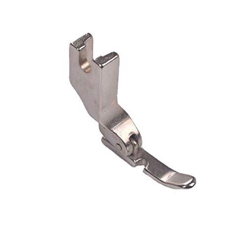 SSSSY Prensatelas Dobladillo Cremallera Invisible Caminar pies Derecho Izquierda prensatelas 2Pcs / Lot del Punto de cadeneta de Piezas de maquinaria Industrial (Color : 10 Lots)