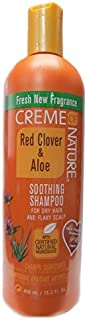 Creme of Nature Red Clover & Aloe Soothing Shampoo 450ml