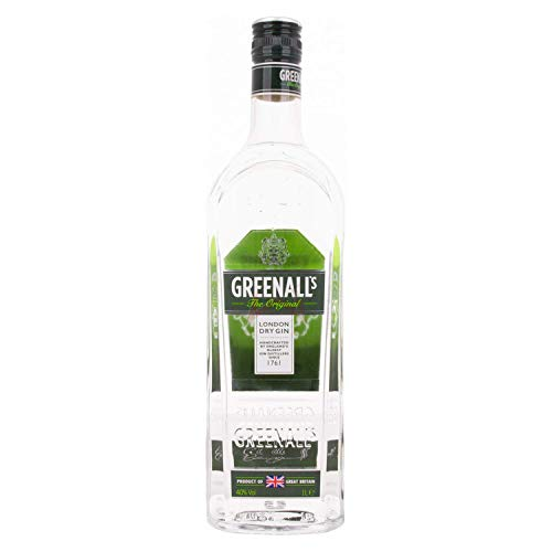 Greenall's London Dry Gin 40,00% 1,00 lt.