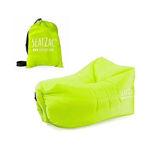 SeatZac 64700A - Luftsofa Chill Bag, dunkelgrün
