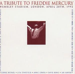 Tribute To Freddie Mercury-London 92