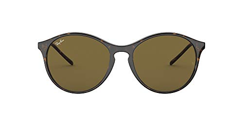 Ray-Ban Rb4371f - Gafas de sol redondas, estilo asiático, unisex