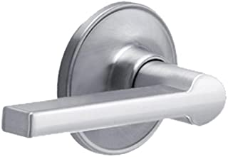 Dexter by Schlage J10SOL626 Solstice Hall and Closet Lever, Satin Chrome