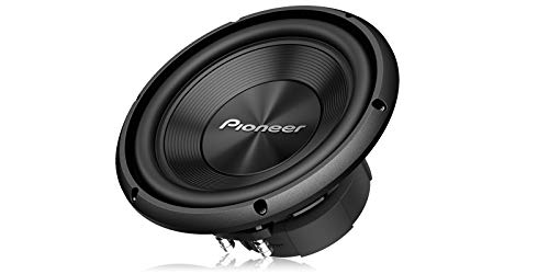 "Pioneer TS-A100D4 10"" Dual 4 ohms Voice Coil Subwoofer"