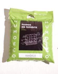 Humus DE LOMBRIZ- Fertilizante ORGÁNICO (10L)