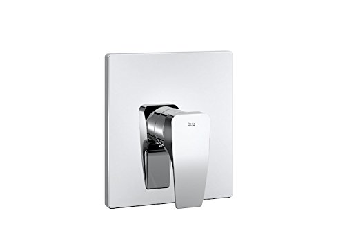 Roca Thesis - grifo monomando empotrable de 1/2' para baño o ducha. a completar con rocabox 525869403 . Griferías hidrosanitarias Monomando. Ref A5A2B50C00