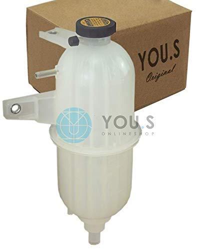 YOU.S Original Ausgleichsbehälter Kühlflüssigkeit + Deckel - 164700L010