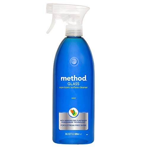 Method Glass Cleaner Spray 828ml UK