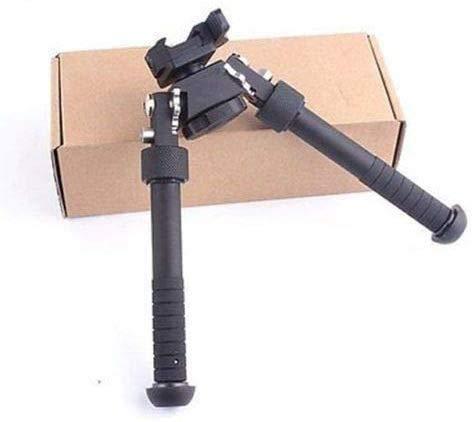 Chumpower Bípode de Rifle V8 Giratorio de 360 Grados, bípode táctico 6.5