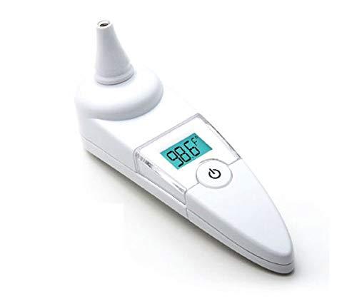 American Diagnostic 421 Infrarood tympanitische thermometer voor meting in het oor met geheugenhoes, ADTEMP