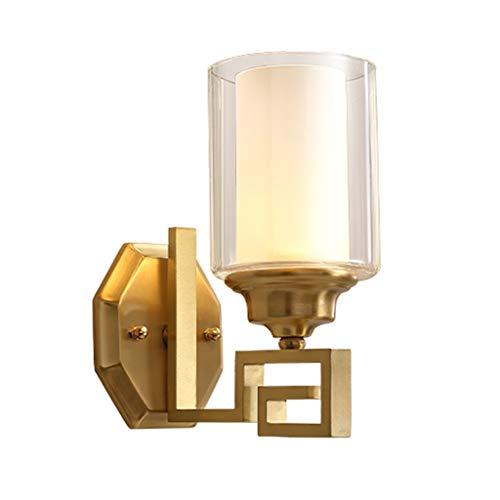 lámpara de pared Lámpara del dormitorio de la lámpara de pared del dormitorio lámpara de la mesilla de pared LED lectura de cabecera lámpara de pared, lámpara de LED de lectura en casa pared y lámpara