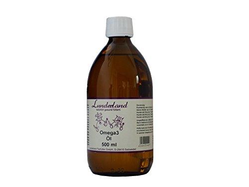Lunderland Omega 3 Öl (500 ml)