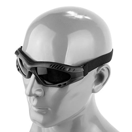 Motorrad Jagd Desert Military Sonnenbrille Winddichte Taktische Desert Storm Goggles Outdoor Motorrad Sonnenbrille