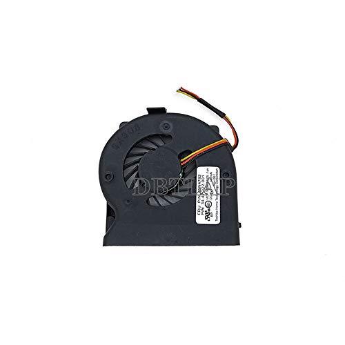 DBTLAP Ventilador de la CPU del Ordenador portátil para Lenovo IBM Thinkpad X201 X200i X201i X200 Cooler 44C9550 44C9549 45N4782 60Y5422 MCF-W08PAM05 MCF-W08PAM05-2 UDQFWPH51FFD Ventilador