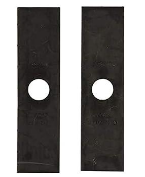 Echo & SHINDAIWA Genuine 69601552632 Standard .090 Edger Blade 2-PA New OEM Replaces 69601552630 99909-0020 Factory Package
