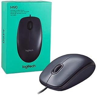 لوجيتك فأرة يو اس بي متوافقة مع الكل - M90