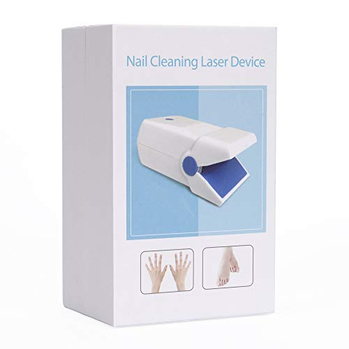 Magnetoe Portable Nail Fungus Remover Laser Device, Safer, Quicker Results, Painless Therapy Treatment, No Side Effects, Treats Discoloration, Solution-Repair and Strengthen Toenails and Fingernails